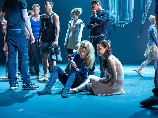 Show creator Moira Walley-Beckett goes over a scene