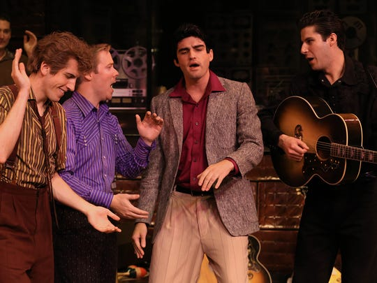 "Broadway Palm's ""Million Dollar Quartet"""