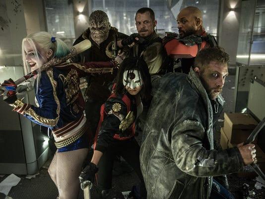 Suicide Squad group