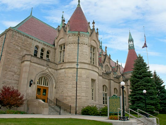 Built as a post office, the building now known as the Castle Museum of Saginaw County History was slated for demolition twice. Public outcry saved it both times.