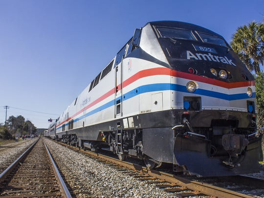 Amtrak has not offered passenger rail services east