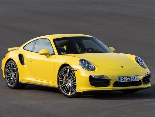 Iconic Performance 2016 Porsche 911 Turbo