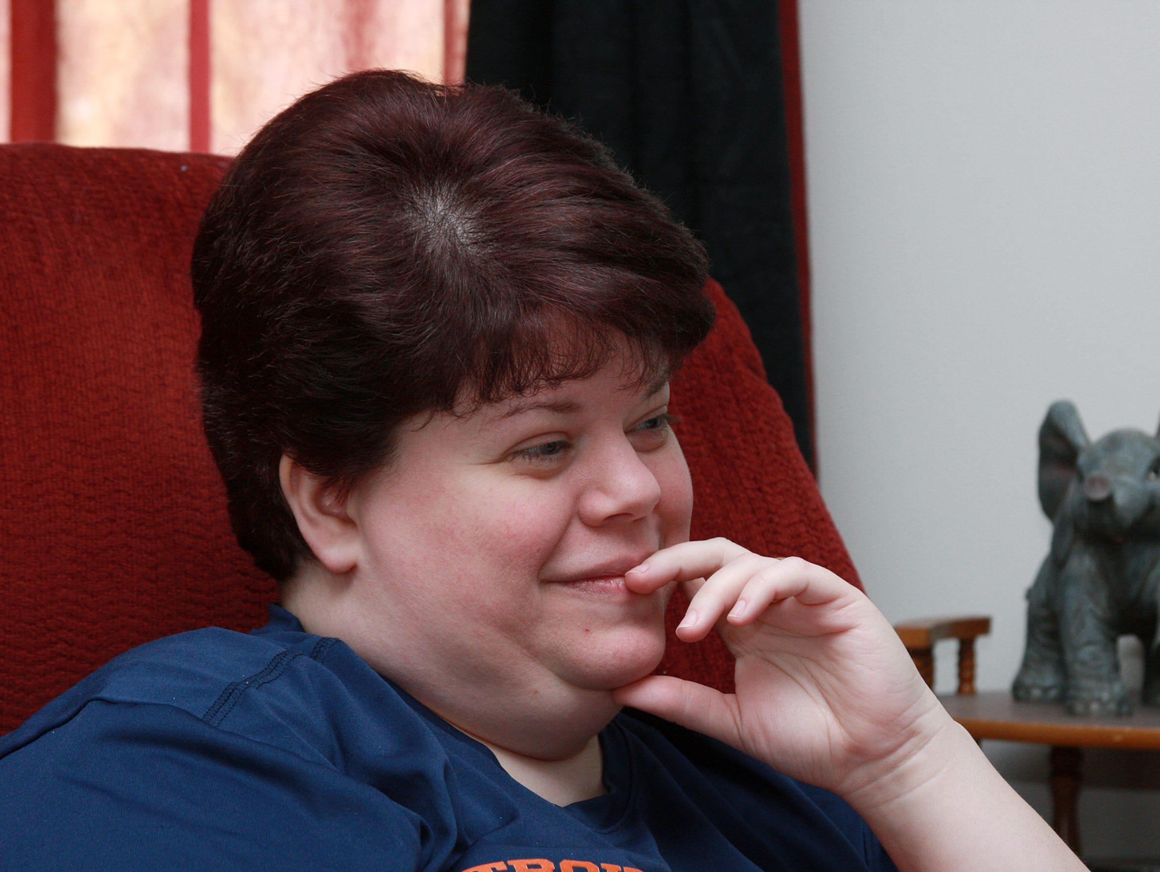 Vicki Kopf, mother of Abigail Kopf, the youngest survivor