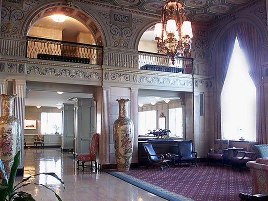 Title:  Seelbach Hotel