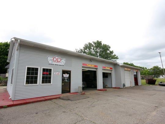 OD's Automotive, 430 N. 20th Street in Springfield