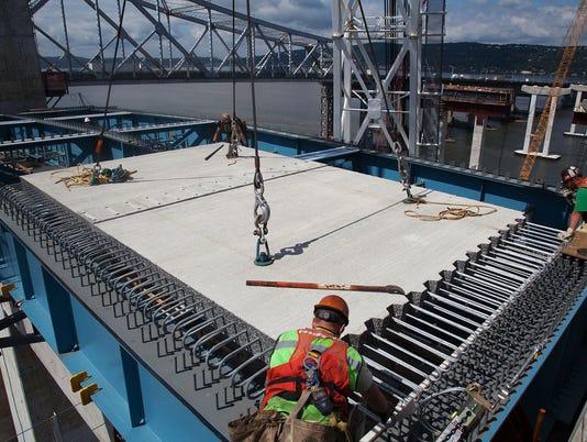 New Tappan Zee Bridge Main Span Girders