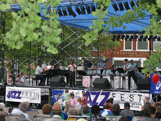 JazzFest bring some of the best local, regional and national talent to Murfreesboro.