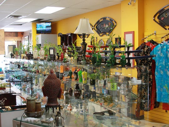 East 2 West Jade in Battle Creek sells Oriental items