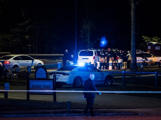 November 1, 2016 - Memphis police are investigating after several people were shot and a 16-year-old girl was killed at a park Tuesday night.The incident happened around 8:15 p.m. at Zodiac Park at 5226 Zodiac in Southeast Memphis. According to police, six suspects came up to the victims and began shooting. Five people were shot and the 16-year-old girl was pronounced dead at the scene.