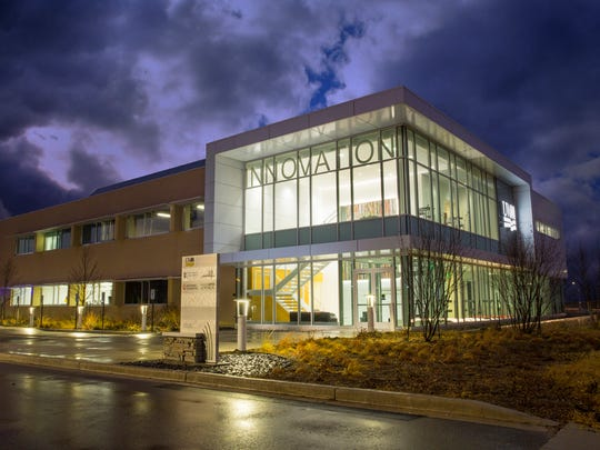 The Innovation Campus development in Wauwatosa includes the University of Wisconsin-Milwaukee's Accelerator Building. The university's foundation might be selling 25 acres at Innovation Campus to a firm that would develop office buildings there.