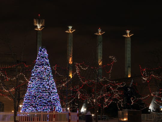 Downtown Kansas City is a great place to shop and dine.