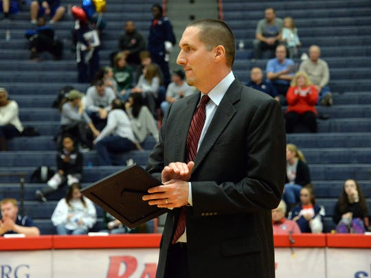 Shippensburg coach Chris Fite has amassed a 43-46 record with the Red Raiders, who are off to their best start in school history.