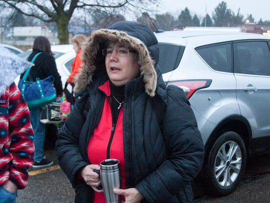 The Rev. Gail Monsma of First Presbyterian  Church in Marshall will be one of those in the nation's capital this weekend for the Women's March on Washington.