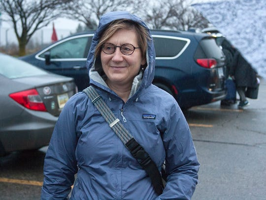 Sherri Seifert of Marshall will be joining the Women's March on Washington this weekend.