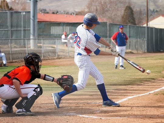 Reno hosts Carson at 3:45 p.m. Tuesday as league play begins in the Northern 4A.
