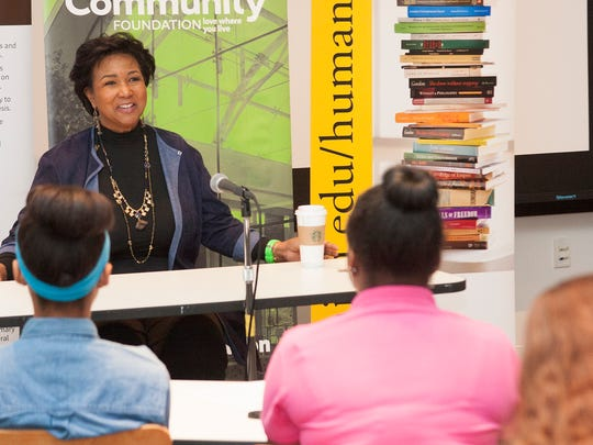 Astronaut Mae Jemison explains her views on the importance of science and continued learning at Western Michigan University.