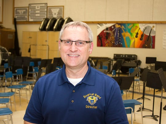 After 27 years at Battle Creek Central, Band Director