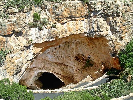 Breathtaking views of Carlsbad Caverns National Park