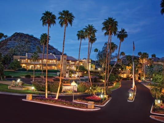 Inside Pointe Hilton Squaw Peak Resort