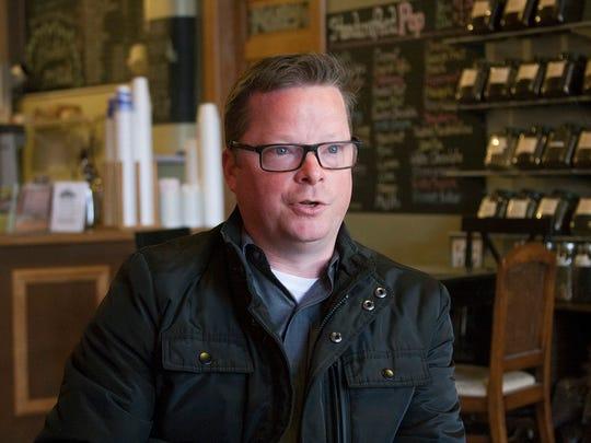 Battle Creek Downtown Development Director John Hart.