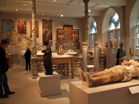 The Princeton University Art Museum is always presenting new exhibits.