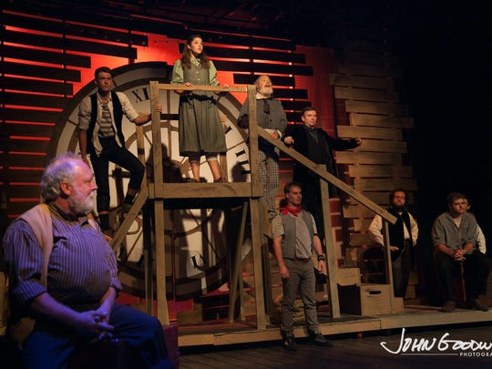 Arts Center of Cannon County presents 'Peter and the Starcatcher.'