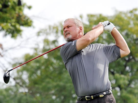 Oradell's Jim McGovern, the head professional at White Beeches GCC, will be playing in his second U.S. Senior Open this week.