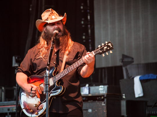 Chris Stapleton, shown here at an earlier Summerfest appearance, has postponed his headlining show at the festival until 2021.