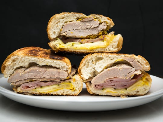 You even can assemble the sandwiches up to a day in