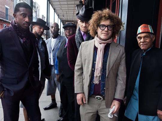 Preservation Hall Jazz Band will perform twice Saturday at the XPoNential Music Festival, their own set and together with Amos Lee.