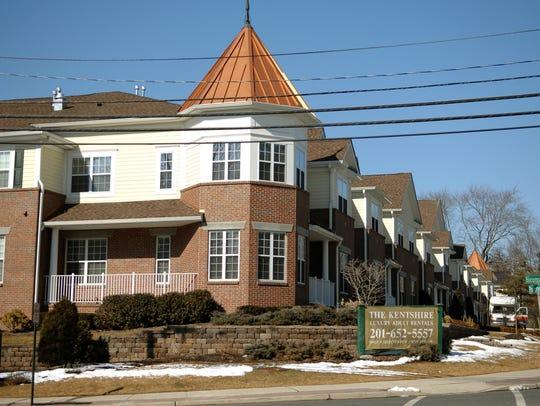 Kentshire apartments in Midland Park