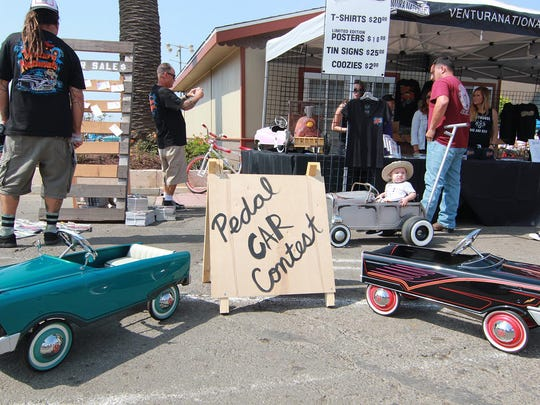 The annual Ventura Nationals at the Ventura County Fairgrounds includes activities for children.