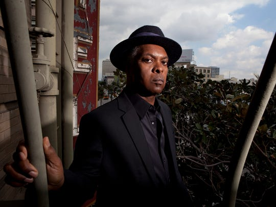 Booker T. Jones will perform at the Peabody Hotel this week.