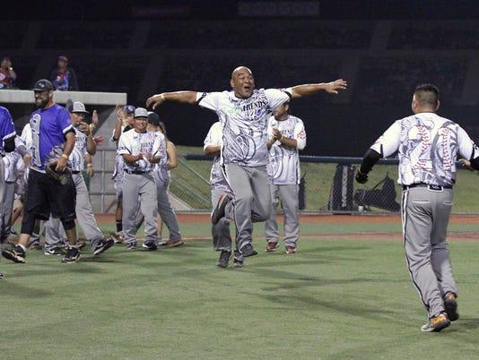 Yatar home run