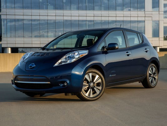 2017 Nissan LEAF Electric