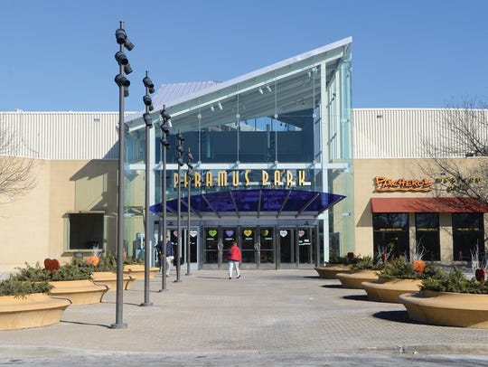 Paramus Park Mall. Photo by Tariq Zehawi/NorthJersey.com