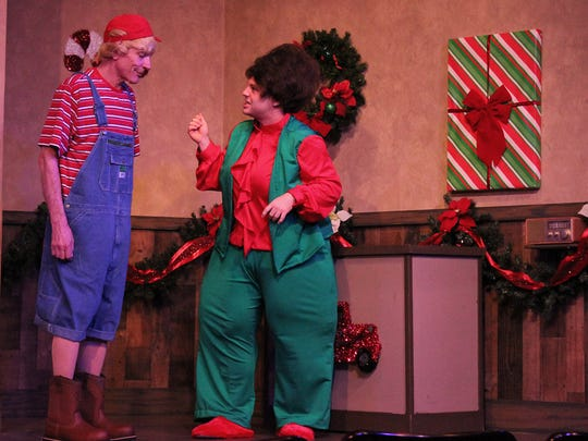 "Broadway Palm's ""A Tuna Christmas"""