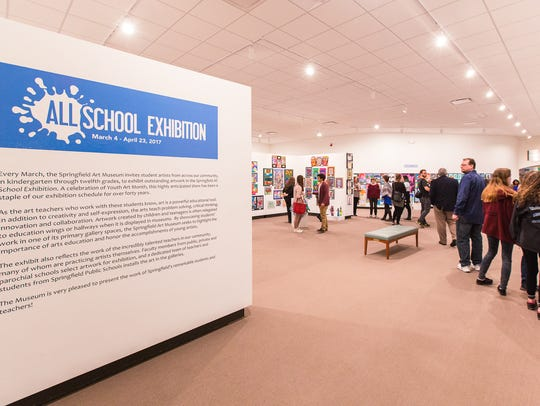 The All School Exhibition