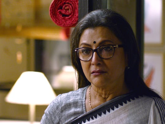 Aparna Sen directed and starred in the Indian Bollywood