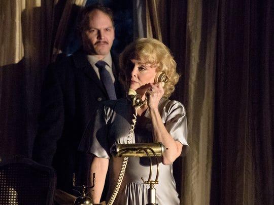 Mic Matarrese stars as Captain Lesgate and Elizabeth