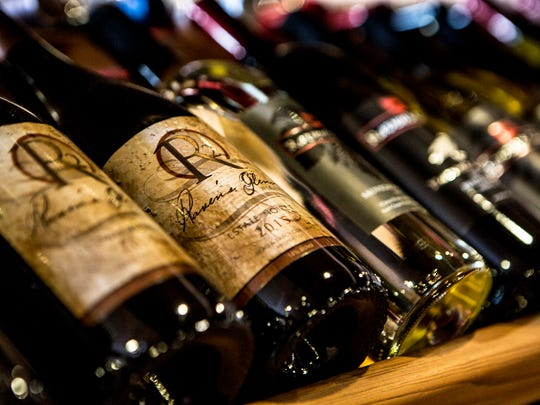 Raven's Glenn bottles and labels all of its wine on