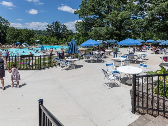 Somerset County Park Commission Warrenbrook Pool isaccepting