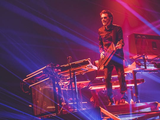 French electronic artist Jean-Michel Jarre is expected