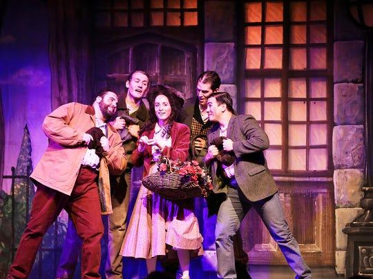 "Broadway Palm's ""My Fair Lady"""