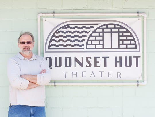 Mark Doubleday, Owner and Director of Quonset Hut Theater