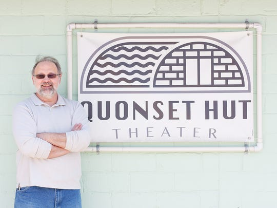 Mark Doubleday, Owner and Director of Quonset Hut Theater in Athens