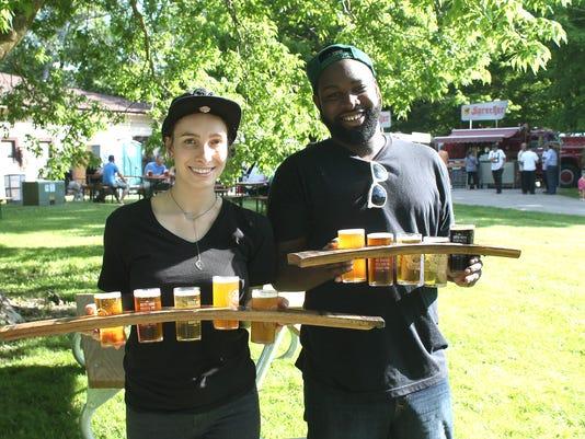 Traveling Beer Gardens