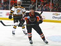Cole Bardreau, if healthy, could be an option to help Flyers' penalty kill
