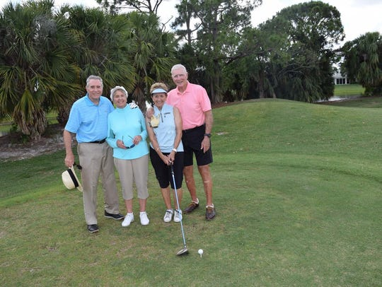 Phyllis Kordick Team, Hole In One Sponsor – Sal Nofi,