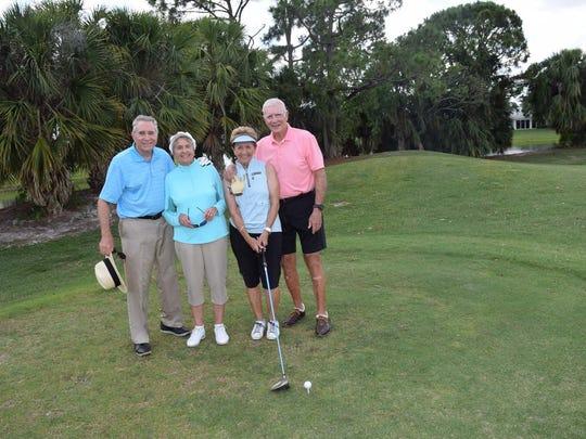 Phyllis Kordick Team, Hole In One Sponsor – Sal Nofi,